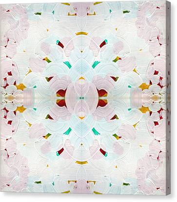 Recombinant Mandala 2 Canvas Print by Paul Ashby