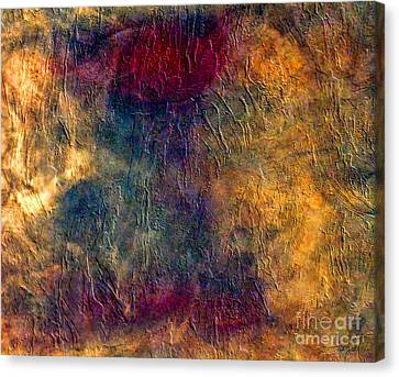 Red Eye Special Canvas Print by Ted Guhl