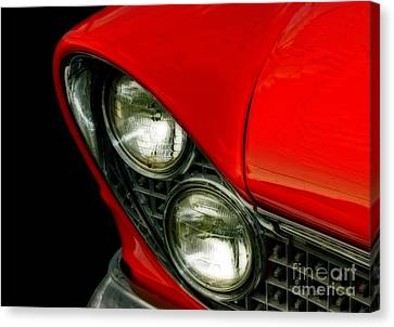 Red Hot Classic  Canvas Print by Inspired Nature Photography Fine Art Photography