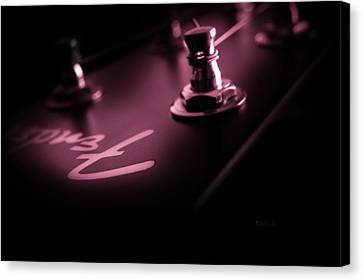 Red Light District  Canvas Print by Bob Orsillo