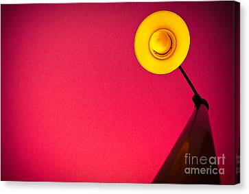 Red Light District Canvas Print
