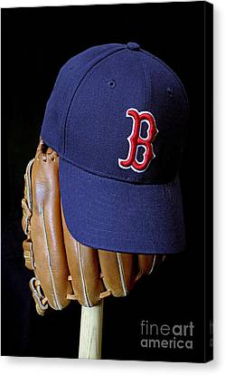 Red Sox Nation Canvas Print by John Van Decker