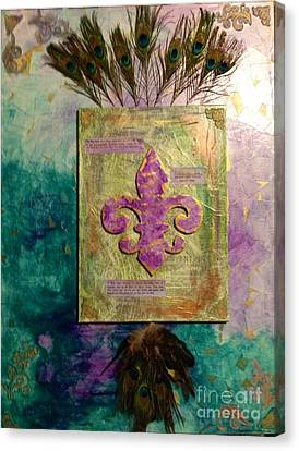 Redeeming The Time Canvas Print by Michelle Bentham