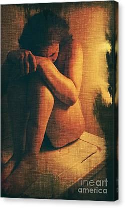 Redemption Canvas Print by Jessica Shelton