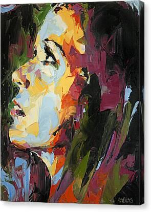 Redemption Canvas Print by Julia Pappas