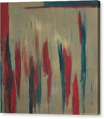 Reds Canvas Print by Joanna Aktas