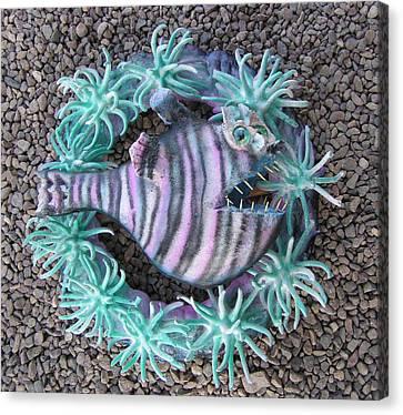 Reef Magic 2 Canvas Print by Dan Townsend
