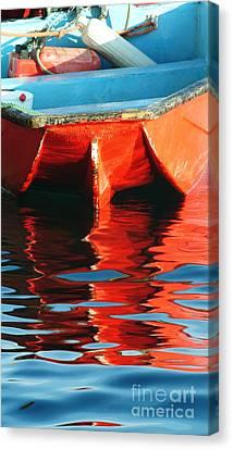 Reflected Canvas Print by Li Newton