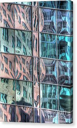 Reflection 19 Canvas Print by Jim Wright