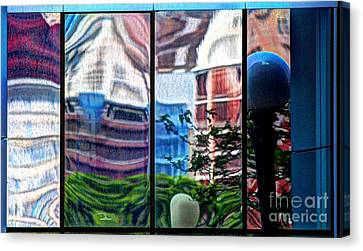 Reflection 33 Canvas Print by Jim Wright
