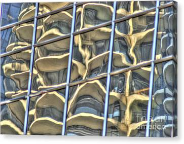Reflection 7 Canvas Print by Jim Wright