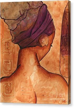 Reflection Canvas Print by Alga Washington