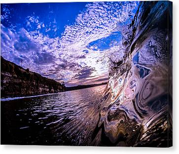 Reflection Canvas Print by David Alexander
