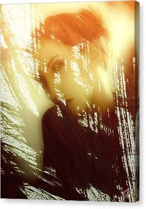 Reflection Canvas Print by Gun Legler
