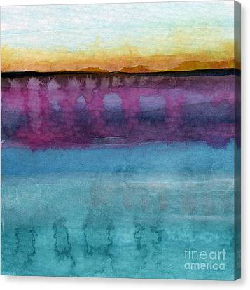 Reflection Canvas Print by Linda Woods