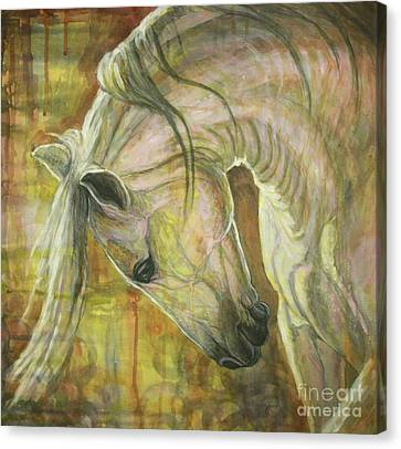 Reflection Canvas Print by Silvana Gabudean Dobre