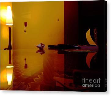 Reflections  Canvas Print by James Njuguna