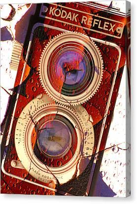 Kodak Reflex II Canvas Print by Mike McGlothlen