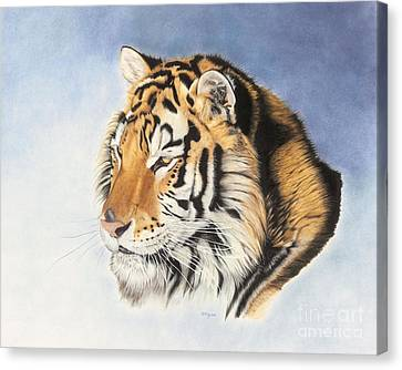 Regal One Canvas Print