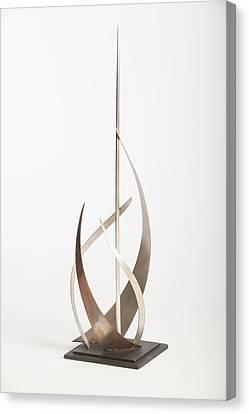 Regatta  Canvas Print by Jon Koehler