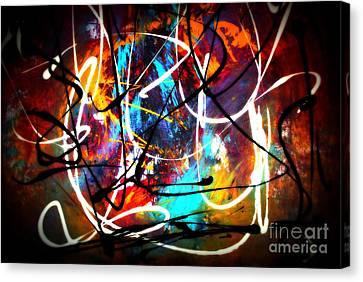 Reiivu  Canvas Print