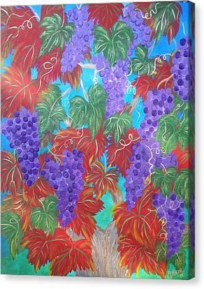 Rejoice  Canvas Print by Eliene  Nunes