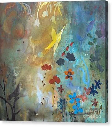 Rejuvenate Canvas Print by Robin Maria Pedrero