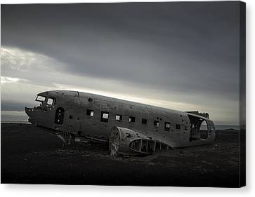 Relic Canvas Print by Peter Irwindale