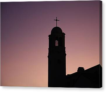 Canvas Print featuring the photograph Religion by Nathan Rupert
