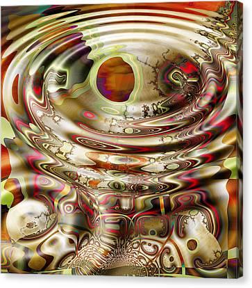 Rem Dreams Canvas Print by Wendy J St Christopher