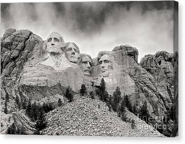 Remarkable Rushmore Canvas Print