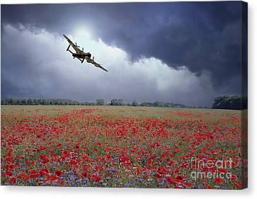 Remember Canvas Print by J Biggadike