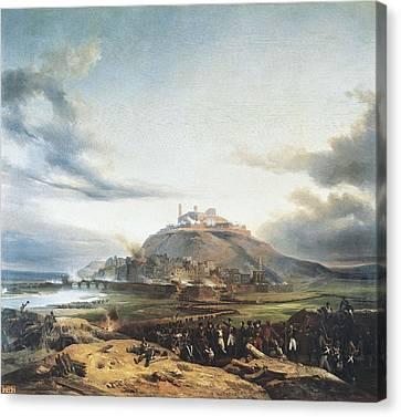Remond, Jean Charles Joseph 1795-1875 Canvas Print by Everett