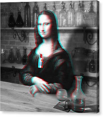 Renaissance's Altered States Canvas Print