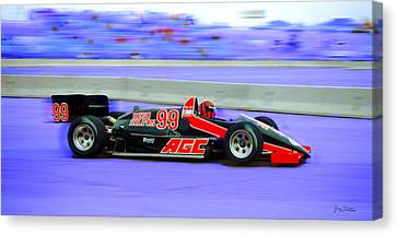 Reno Grand Prix Canvas Print