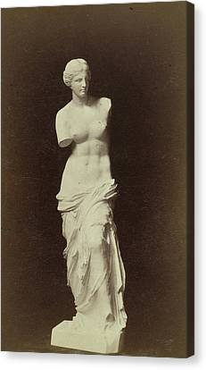 Replica Venus De Milo, Anonymous Canvas Print