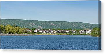 Collingwood Canvas Print - Resorts And Apartment Buildings by Panoramic Images