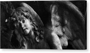 Rest Your Weary Head Canvas Print by Marc Huebner