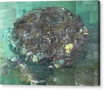 Resurrection - Uss Arizona Memorial Canvas Print
