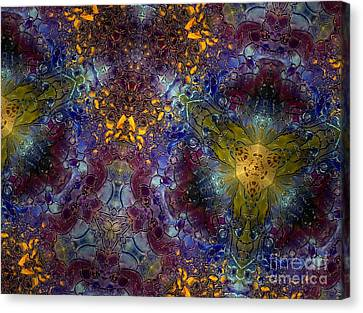 Return Of The Soul Canvas Print by Denise Nickey