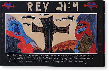 Rev 21  4 Canvas Print