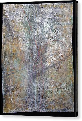 Revelations II--trails Canvas Print by Fred Chuang