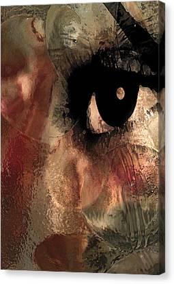 Reveries Canvas Print by Gerlinde Keating - Galleria GK Keating Associates Inc