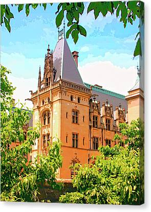 Revival Biltmore Asheville Nc Canvas Print