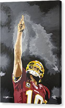 Canvas Print - Rg IIi by Don Medina