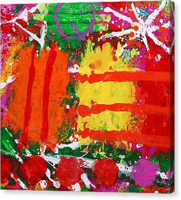 Rhapsody Canvas Print by John  Nolan