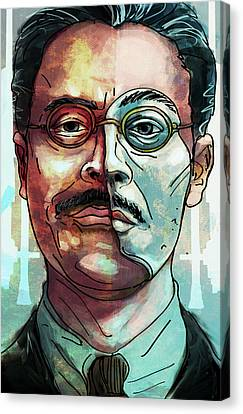 Richard Harrow Canvas Print