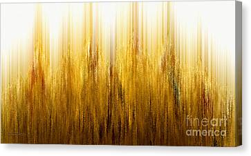Riches Acsending Canvas Print by Cristophers Dream Artistry