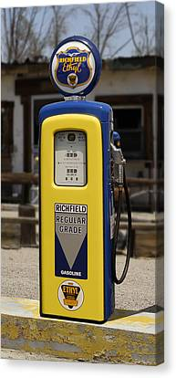 Richfield Ethyl - Gas Pump Canvas Print