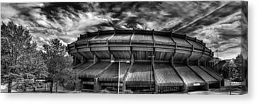 Richmond Coliseum Canvas Print